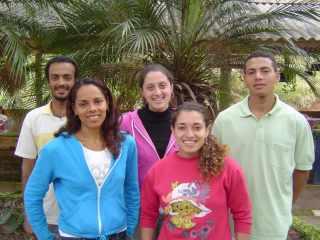 Bijbelschoolstudenten
