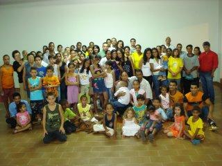 De gemeente in Carmésia
