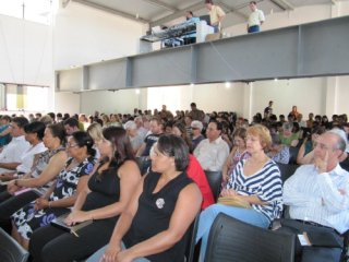 Nieuwe kerkzaal in Belo Horizonte