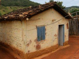 Het huisje van Pedro en zijn familie