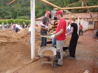 World Servants aan het werk!