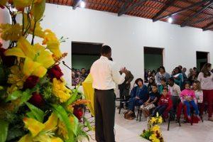 Opening kerkgebouw Euxenita