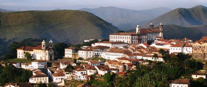 Brazilië landschap