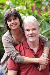Oscar en Melina