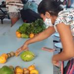 Voedselpakketten samenstellen